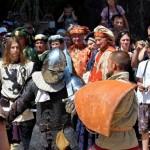 Animation médiévale : vivre au Moyen-âge