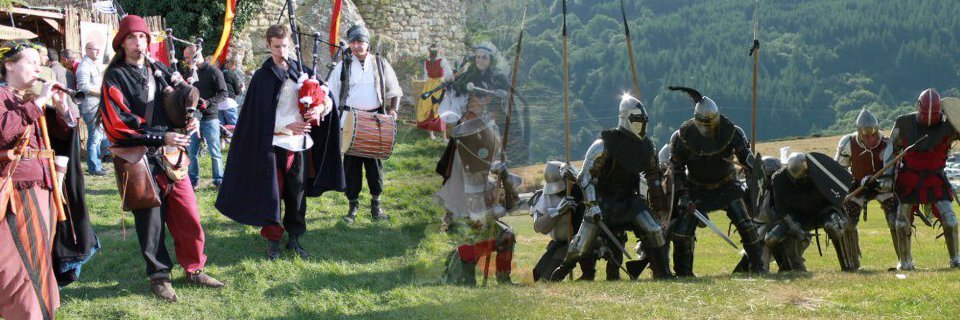 Fête médiévale de Taussac